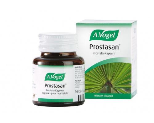 A.Vogel Prostasan Συμπλήρωμα Διατροφής που περιέχει Σάο Παλμέτο 30 κάψουλες