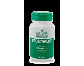 Doctor΄s Formulas Prostaplus Φόρμουλα φυσικών συστατικών εξασφαλίζει την υγιή προστατική λειτουργία 30 δισκία