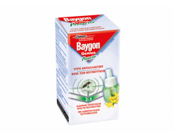 Baygon Protector Εντομοαπωθητικό με Αιθέρια Έλαια κιτρονέλλας 30ml
