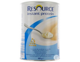 Nestle Resource Instant protein Συμπλήρωμα διατροφής πρωτεϊνη σε σκόνη 400 γρ