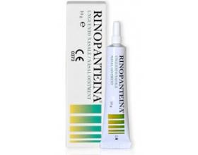 Rinopanteina Ρινική Αλοιφή λιπαίνει και διατηρεί την ενυδάτωση του ρινικού βλεννογόνου 10gr
