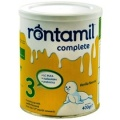 Rontis Rontamil Complete 3 400gr, Γάλα ανάπτυξης με γεύση βανίλια απο τον 12ο μήνα