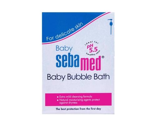 Sebamed Baby Bubble Bath 500ml, Για την Ευαίσθητη Επιδερμίδα Βρεφών και Παιδιών