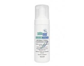 SEBAMED Αφρός Καθαρισμού Προσώπου εντατικός, αντιβακτηριδιακός με ph 5.5  150 ml