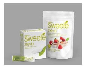 Lilly Sweete Stevia Weider Στέβια Φυσικό γλυκαντικό στέβιας για γλυκά & ροφήματα 150γρ