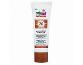 Sebamed Sun Care Cream SPF20 Αντηλιακό γαλάκτωμα για πρόσωπο & σώμα  75ml