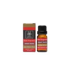 Apivita Essential Oils Sweet Home  Μίγμα αιθερίων ελαίων με  πορτοκάλι , κανέλα & γαρύφαλλο 10 ml