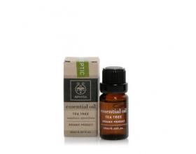 APIVITA Essential Oils Αιθέρια Έλαια Τεϊόδεντρο 10ml