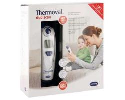 Hartmann Thermoval Duo Scan Θερμόμετρο πυρετού για θερμομέτρηση από το αυτί & το μέτωπο