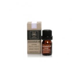 Apivita Essential Oils Αιθέρια Έλαια Θυμάρι 5ml