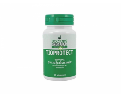 Doctor's Formulas Tioprotect Φόρμουλα Αντιοξειδωτικών 60 κάψουλες