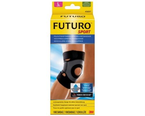 Futuro Sport 45697 Αντιεφιδρωτική Αθλητική Επιγονατίδα Large 1 τεμάχιο
