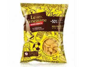 Le Veneziane -Molino di ferro Snack Μπουκιές καλαμποκιού με γεύση Τυρί 40g