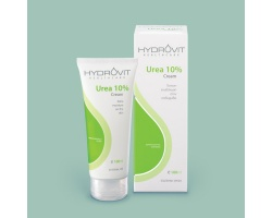 Hydrovit Cream Urea 10 % Τarget Κρέμα εξελιγμένης σύνθεσης με ενυδατική, κερατολυτική, αντικνησμική & καταπραϋντική δράση 100ml