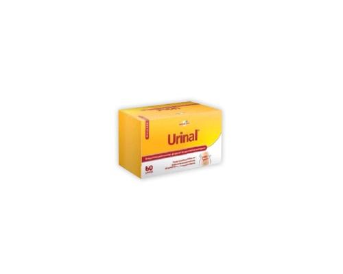 WALMARK Urinal Συμπλήρωμα διατροφής Βοήθημα για τις λοιμώξεις και τις φλεγμονές του ουροποιητικού συστήματος 60 κάψουλες