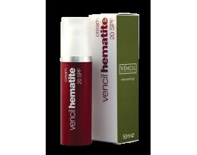 Vencil Hematite Cream 20 SPF Κρέμα για Εντατική περιποίηση με στόχο την αντιγήρανση 30 ml