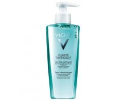 Vichy PURETE THERMALE Gel Frais Nettoyant, Δροσερό gel καθαρισμού κατάλληλο για ευαίσθητες επιδερμίδες 200ml