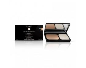 Vichy Dermablend Compact Cream Foundation Opal 15, Make-Up που προσφέρει υψηλή κάλυψη και μεγάλη διάρκεια 9,5g