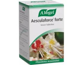 A. Vogel Aesculaforce forte 50 tbl, Ταμπλέτες από φρέσκια Ιπποκαστανιά, για την αντιμετώπιση των προβλημάτων στα αγγεία του κυκλοφορικού συστήματος