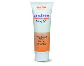 Frezyderm Volpa Derm Nails Θεραπευτικό gel για την ενυδάτωση και την προστασία των νυχιών 25ml