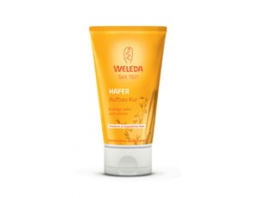 WELEDA Μάσκα αναδόμησης με βρώμη Δυναμώνει, θρέφει και προστατεύει τα ξηρά και ταλαιπωρημένα μαλλιά 150ml