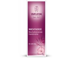WELEDA Κρέμα Χεριών Νυχτολούλουδο 50ml, Για την ώριμη επιδερμίδα με τάση ξηρότητας, ενισχύει τη σύσφιγξη & την ελαστικότητα της επιδερμίδας