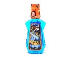 Dr.Fresh Star Wars Mouthwash Στοματικό διάλυμα για παιδιά με γεύση βατόμουρο 237ml