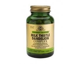 Solgar, SFP Milk Thistle- Dandelion Complex,50caps