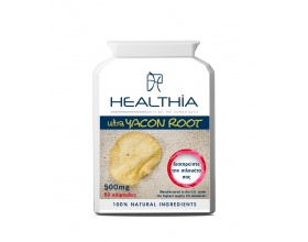 Healthia Ultra Yacon Root 500mg ally in weight loss and perfect body 60caps