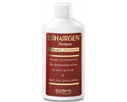 Boderm Hairgen Shampoo για Τριχόπτωση 200ml, Σαμπουάν κατα της τριχόπτωσης