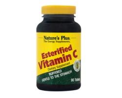 Nature's Plus Esterified Vitamin C 675mg 90 tabs, Βιταμίνη C που δρα ως ισχυρό αντιοξειδωτικό του οργανισμού