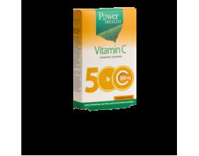 Power Health Vitamin C 500mg 36 Μασώμενα Δισκία, Προστατεύει από τις ιώσεις και τα κρυολογήματα, καθώς επίσης δίνει ζωντάνια και ενέργεια στον οργανισμό και ομορφαίνει το δέρμα