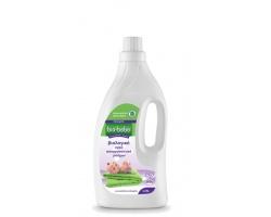Bio-Bebe Βιολογικό Υγρό Απορρυπαντικό Ρούχων για την Ευαίσθητη Βρεφική Επιδερμίδα με Συστατικά 100% Φυτικής Προέλευσης & Βιολογικά 1.55Lt