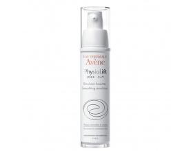 Avene, Physiolift Emulsion Lissante, Κρέμα ημέρας (emulsion) που λειαίνει τις εγκατεστημένες ρυτίδες, τεντώνει το δέρμα και  ξαναζωντανεύει τη λάμψη του προσώπου σας, 30ml