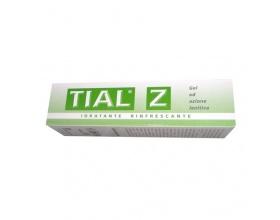Uniderm Tial Z Gel,  Καταπραϋντικό Τζελ για τις Έντονες Αφυδατώσεις του Δέρματος, Συμβάλει στην Ίαση των Δερματοπαθειών που συνοδεύονται από Κνησμό & στη Μείωση των Φλογώσεων από Παρατεταμένη Ηλιοθεραπεία, Αποτρίχωση & Ξύρισμα, 150 ml