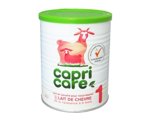 Capricare, Βρεφικό Γάλα απο τη Γέννηση απο Πλήρες Κατσικίσιο Γάλα, 400g