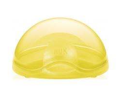 NUK Soother Box, Θήκη Πιπίλας, Κίτρινο Χρώμα