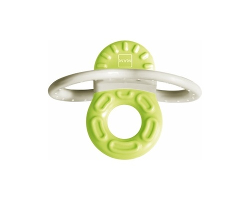 MAM Bite & Relax 556, Mini Πολυκρίκος οδοντοφυΐας Phase 1 απο 2+ Μηνών , Πράσινο Χρώμα