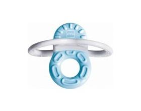 MAM Bite & Relax 556, Mini Πολυκρίκος οδοντοφυΐας Phase 1 απο 2+ Μηνών , Μπλέ Χρώμα