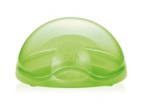 NUK Soother Box, Θήκη Πιπίλας, Πράσινο Χρώμα