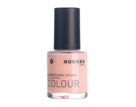 KORRES Nail Colour - 06 Pastel Rose - 11ml