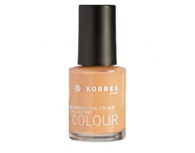 KORRES Nail Colour - 47 Apricot - 10ml