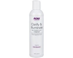 Now Foods Clarify & Illuminate Cleanser, Καθαριστικό Προσώπου, 236ml
