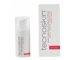 Tecnoskin Revive Complete Anti Aging Eye Cream, Αντιρυτιδική Κρέμα Ματιών κατά των Μαύρων Κύκλων & της Κούρασης, 15ml