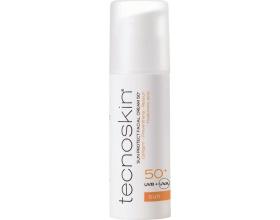 Tecnoskin Sun Protect Facial Cream, Αντιλιάκη κρέμα προσώπου, SPF50 50ml