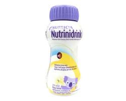 Nutricia Nutrinidrink Multi Fibre, Πόσιμο σκεύασμα σε υγρή μορφή κατάλληλο για παιδιά άνω του 1 έτους με αυξημένες διατροφικές ανάγκες με γεύση βανίλια200ml
