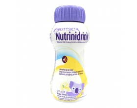 Nutricia Nutrinidrink Multi Fibre, Oral liquid formulation suitable for children over 1 year with increased nutritional needs with taste vanilia200ml