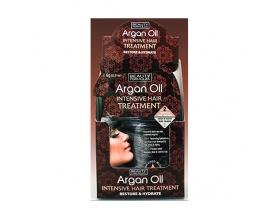 Beauty Formulas Hair Mask Argain Oil Εντατική θεραπεια μαλλιών, 18gr