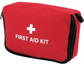 Φαρμακείο Πρώτων Βοηθειών, τσαντάκι κόκκινο 20*15