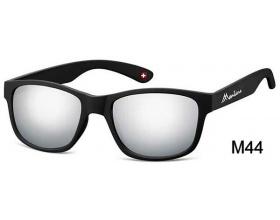 Montana Eye Wear Γυαλια Ηλίου Μ44 Μαυρο χρώμα με καθρέπτες 1 τεμάχιο